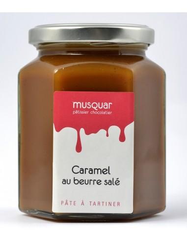 Pâte à tartiner Caramel Beurre salé
