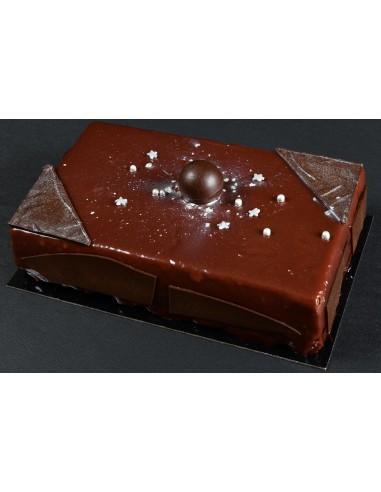 Electrochoq - Gâteau tout chocolat